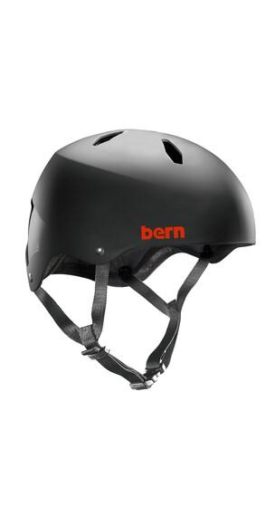 Bern Diablo EPS Helm Thin Shell matt-schwarz